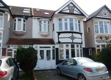 Thumbnail 4 bed terraced house for sale in Glenwood Gardens, Gants Hill