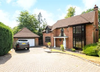 Thumbnail 4 bed detached house to rent in Abbeywood, Sunningdale, Ascot, Berkshire