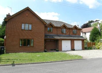 Thumbnail 5 bed detached house to rent in Bryn Estyn Avenue, Whitchurch, Shropshire
