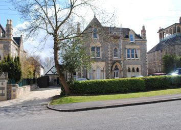 Thumbnail 1 bed flat for sale in Ferncliffe, North Road, Leigh Woods