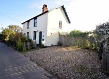 Thumbnail 2 bed semi-detached house for sale in Ipswich Road, Elmsett, Ipswich