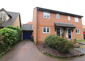 Thumbnail 3 bed property to rent in Flint Close, Maidenbower, Crawley