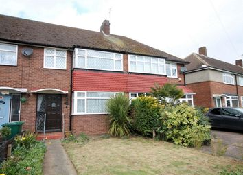 Thumbnail 3 bed terraced house for sale in Saxon Road, Ashford, Surrey