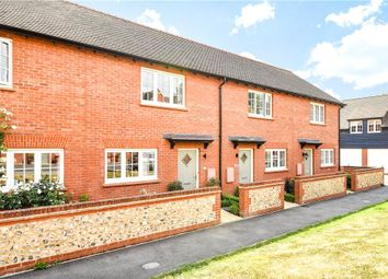 Thumbnail 2 bed terraced house for sale in Mansfield Walk, Winchester, Hampshire