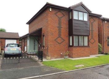 Thumbnail 3 bed detached house to rent in Vicarage Close, Euxton, Chorley
