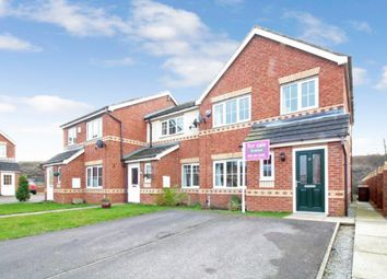 Thumbnail 3 bed town house for sale in Parsley Mews, Methley, Leeds