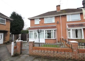 Thumbnail 3 bed semi-detached house for sale in Park Road, Stretford, Manchester