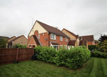 Thumbnail 1 bed terraced house for sale in Woodhead Drive, Cambridge