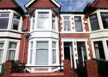 3 bed terraced house for sale in New Zealand Road, Heath, Cardiff CF14
