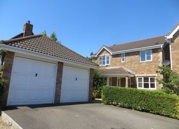 Thumbnail 4 bed detached house for sale in Barley Cross, Wick St. Lawrence
