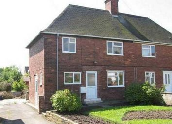 Thumbnail 3 bed semi-detached house for sale in Highfield Lane, Newbold, Chesterfield