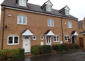 Thumbnail 3 bed terraced house to rent in Somerset Place, Cawston, Rugby