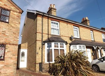Thumbnail 2 bed end terrace house for sale in Bedford Road, Sandy, Bedfordshire