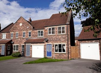Thumbnail 2 bed property to rent in Kerrside, York