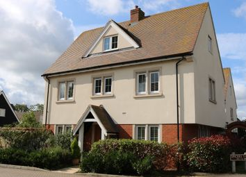 Thumbnail 5 bed town house for sale in Spicers Yard, Haddenham, Aylesbury