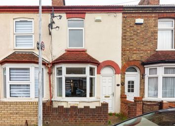 Thumbnail 2 bedroom terraced house for sale in Cleveland Street, Kempston, Bedford