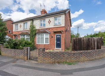 Thumbnail 3 bedroom end terrace house for sale in St. James Square, Chichester