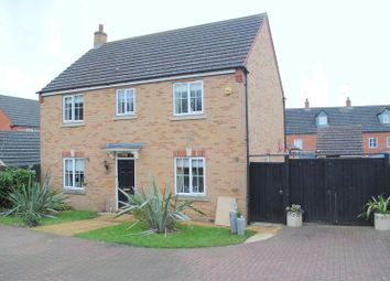 4 bed detached house for sale in Peck Way, Rushden NN10