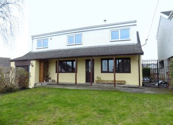 Thumbnail 5 bed detached house for sale in Y Llys Gellifedi Road, Brynna, Pontyclun, Rhondda, Cynon, Taff.