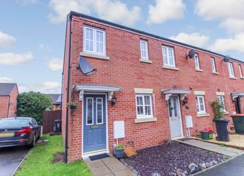 Thumbnail 2 bed end terrace house for sale in Buccaneer Close, Newport