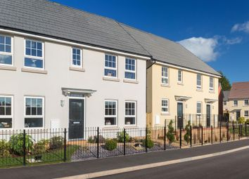 """Thumbnail 4 bed detached house for sale in """"Thornbury"""" at Tiverton Road, Cullompton"""