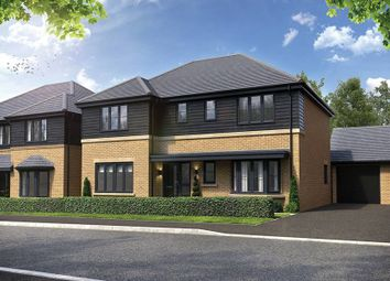 "Thumbnail 4 bed property for sale in ""The Osmore"" at Larkhill, Wantage"