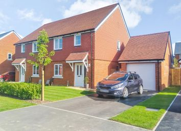 Thumbnail 3 bed semi-detached house for sale in Sandy Hill Close, Waltham Chase, Southampton
