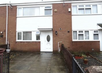 Thumbnail 3 bed terraced house for sale in Lyneham, Whiston, Prescot