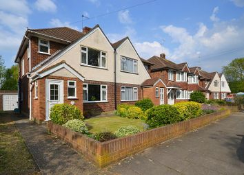 Thumbnail 3 bed semi-detached house for sale in Catlin Crescent, Shepperton