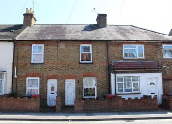 Thumbnail 2 bed terraced house for sale in Ledgers Road, Slough