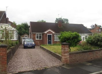 Thumbnail 3 bed detached bungalow to rent in Westway, Droylsden, Manchester