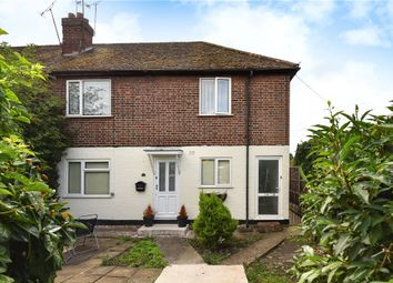 Thumbnail 2 bed maisonette for sale in Vale Road, Camberley, Surrey