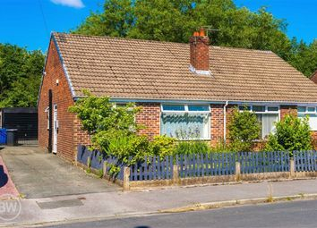 Thumbnail 2 bed semi-detached bungalow for sale in Johnson Close, Leigh, Lancashire