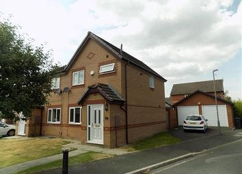 Thumbnail 3 bed property to rent in Skipton Close, Bamber Bridge, Preston