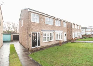 Thumbnail 2 bed semi-detached house for sale in Felixstowe Close, Hartlepool