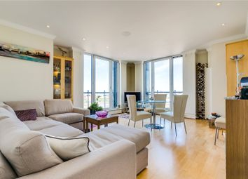 Thumbnail 2 bed flat to rent in Trade Tower, Coral Row, London
