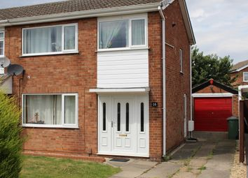 Thumbnail 3 bed semi-detached house to rent in Bradford Road, Immingham