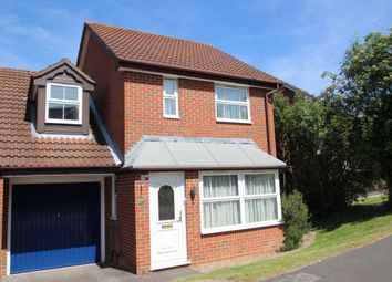 Thumbnail 3 bed link-detached house for sale in Lammas Mead, Binfield