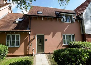Thumbnail 3 bed terraced house to rent in Bridge Meadow, Feering Hill, Feering, Colchester