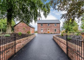 Thumbnail 4 bed detached house for sale in Orchard House, Kirkbampton, Carlisle, Cumbria