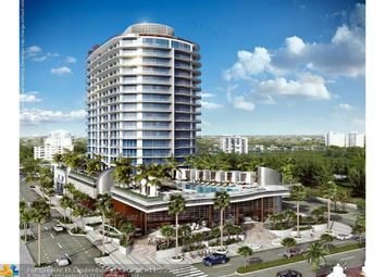 Thumbnail 4 bed town house for sale in 601 N Fort Lauderdale Beach Blvd, Fort Lauderdale, Fl 33304, Usa
