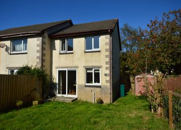 Thumbnail 3 bed end terrace house for sale in Kes Tor Close, Okehampton