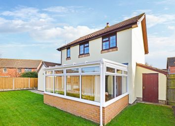Thumbnail 4 bed detached house for sale in Occold, Suffolk