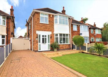 Thumbnail 3 bed detached house for sale in Heckington Drive, Wollaton, Nottingham