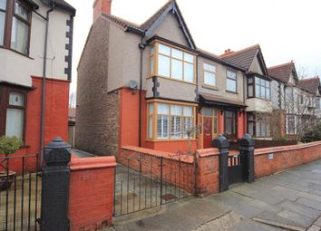 Thumbnail 3 bed semi-detached house for sale in Uppingham Road, Stoneycroft, Liverpool