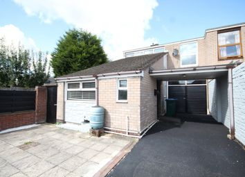 Thumbnail 3 bed semi-detached house for sale in Oslo Gardens, Walsgrave On Sowe, Coventry