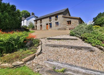 Thumbnail 4 bed barn conversion for sale in Rhiwsaeson Road, Cross Inn, Pontyclun