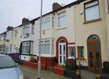 Thumbnail 3 bed terraced house for sale in California Road, Liverpool