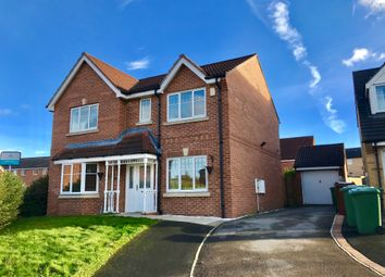 Thumbnail 4 bed detached house for sale in May Avenue, Churwell, Leeds