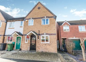 Thumbnail 3 bed end terrace house for sale in Waterside Grange, Kidderminster
